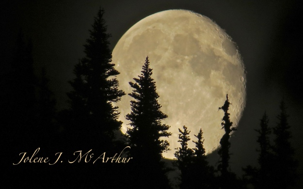 The Most Incredible Moon.