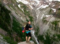 Backpacking Yokum Ridge