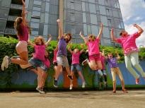 Girls Inc Photoshoot
