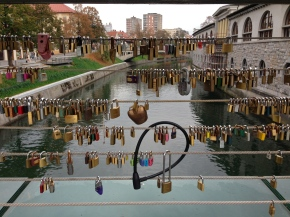 Lover's Locks, Slovenia
