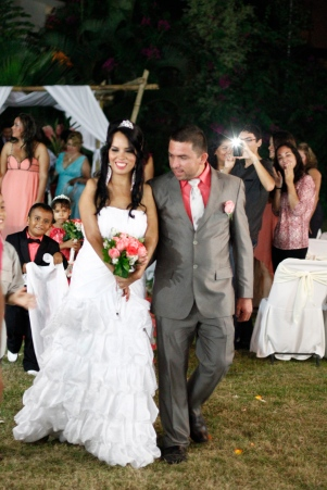 Capturing love at friend's wedding in Mexico!